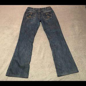 Silver Julia jeans size 30x31